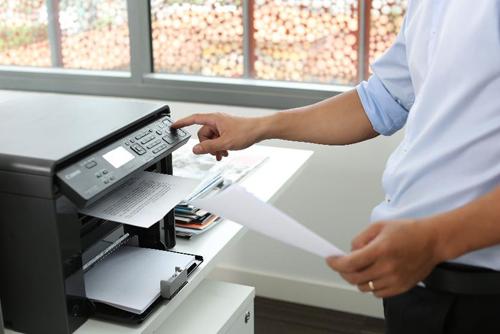 Giải pháp in ấn cho văn phòng vừa và nhỏ