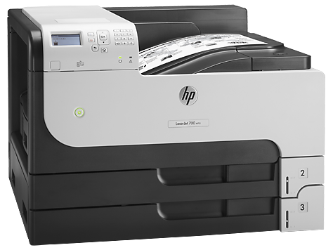 Máy in HP LaserJet Enterprise 700 Printer M712n