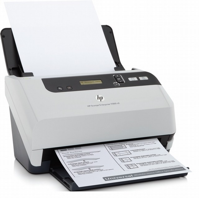 Máy scan HP Scanjet 7000 S2
